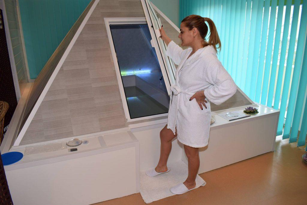 terapie prin plutire